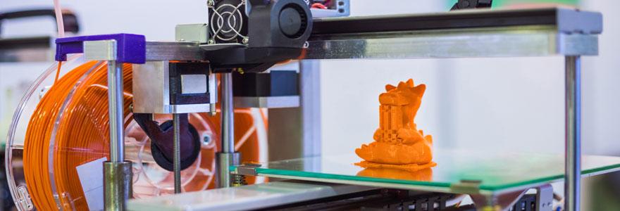 Solutions logicielles pour impression numérique 3D