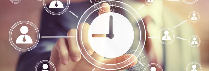 logiciel gestion des temps